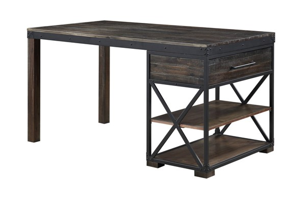 Coast to Coast Canyon Ridge Brown Counter Height Table CTC-51571