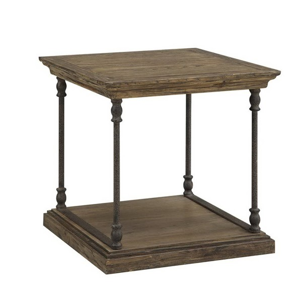 Coast to Coast Corbin Brown End Table CTC-61622