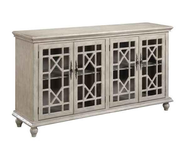Coast to Coast Millstone Four Door Media Credenza CTC-70829