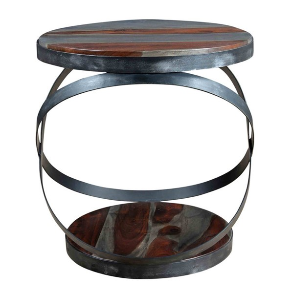 Coast to Coast Graywash Accent Table CTC-79707