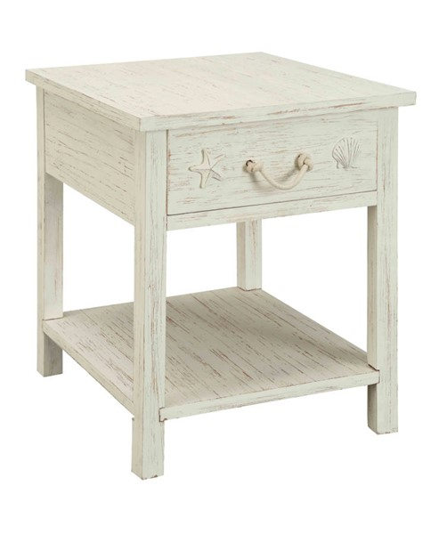 Coast to Coast Sanibel One Drawer End Table CTC-91740