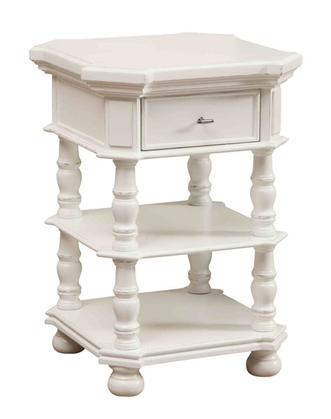 Coast to Coast Cirrus One Drawer Chairside Table CTC-96609