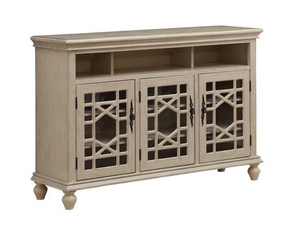 Coast to Coast Millstone Three Door Media Credenza CTC-96642