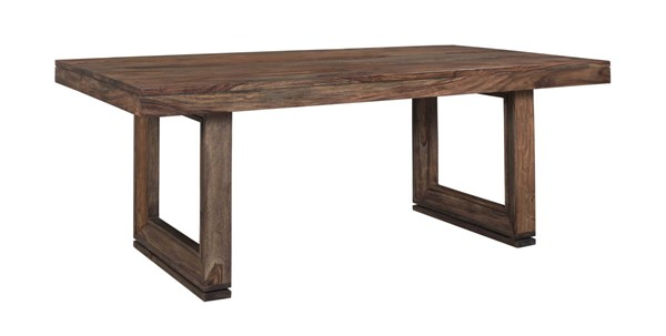 Coast to Coast Brownstone Brown Dining Table CTC-98234