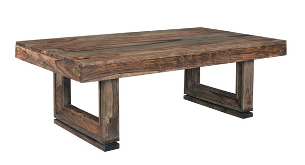 Coast to Coast Brownstone Cocktail Table CTC-98237