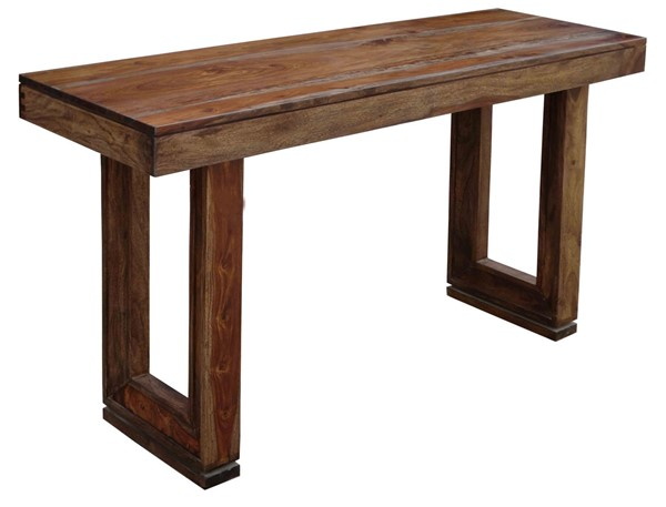 Coast to Coast Brownstone Brown Console Table CTC-98239