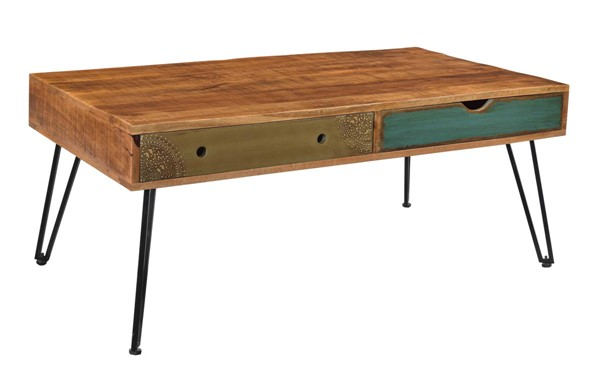 Coast to Coast Brisbane Two Drawer Cocktail Table CTC-98247