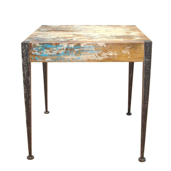 Castle Designs Astoria Distressed Finish End Table CTL-AX-1003-37