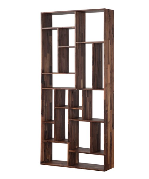Moes Home Redemption Brown Large Shelf MOE-BC-1025-03