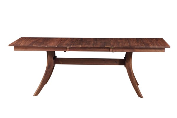 Castle Designs Florence Brown Extension Dining Table CTL-BC-1029-03