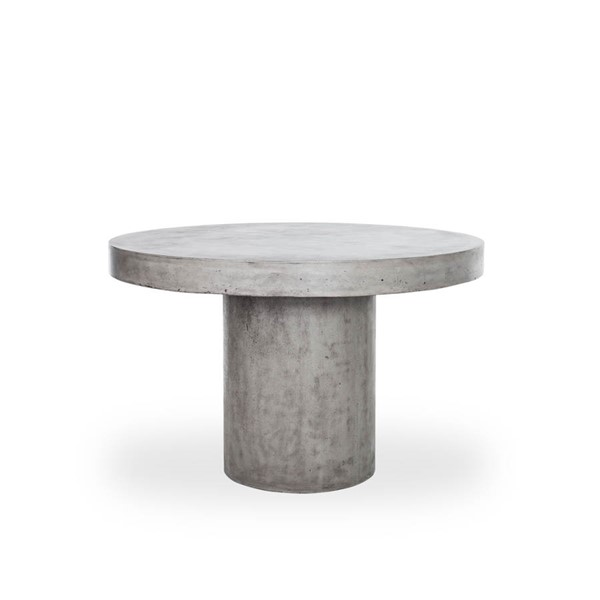 Moes Home Cassius Dark Grey Outdoor Dining Table MOE-BQ-1002-25