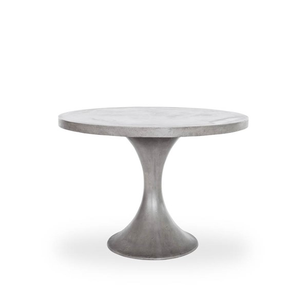 Moes Home Isadora Dark Grey Outdoor Dining Table MOE-BQ-1008-25