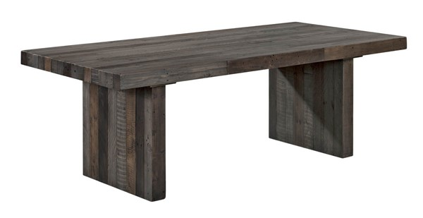 Castle Designs Vintage Grey Dining Table CTL-BT-1000-37