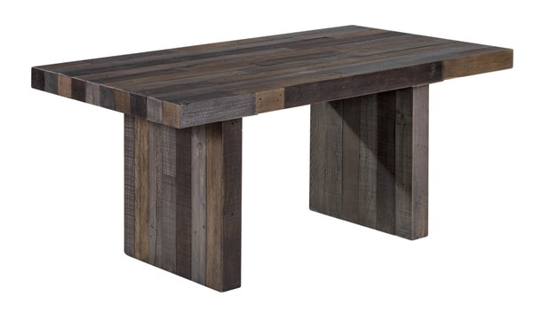 Castle Designs Vintage Grey Small Dining Table CTL-BT-1002-37