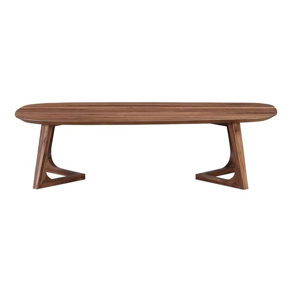 Moes Home Godenza Brown Large Coffee Table MOE-CB-1031-03