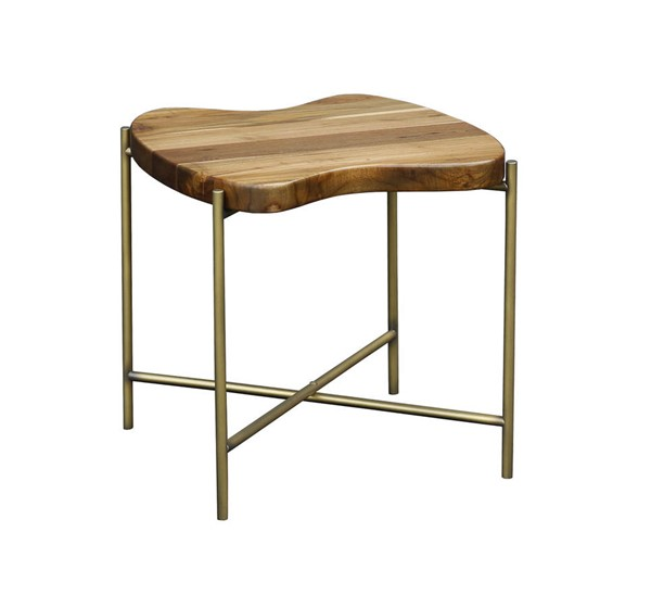 Castle Designs Bean Natural Side Table CTL-EI-1053-24