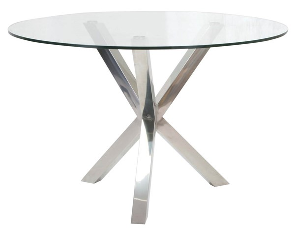 Castle Designs Redondo Round Dining Table CTL-ER-1016-17