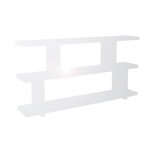 Moes Home Miri White Small Shelf MOE-ER-1072-18