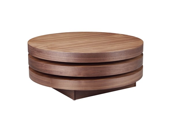 Castle Designs Torno Brown Coffee Table CTL-ER-1089-21