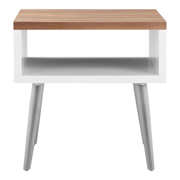 Moes Home Cisco Brown Square Side Table MOE-ER-2069-03