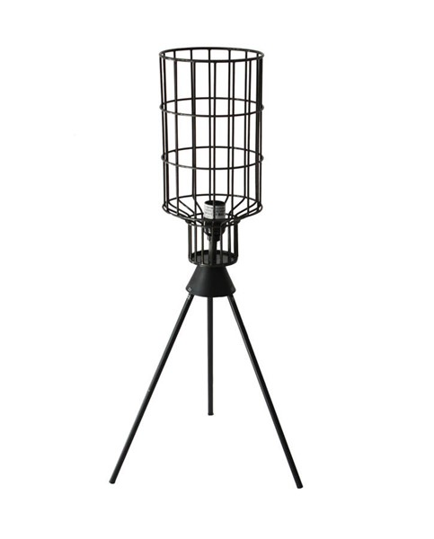 Castle Designs Charcoal Remo Table Lamp CTL-FD-1008-30
