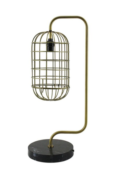 Castle Designs Aviary Table Lamp CTL-FD-1021-43