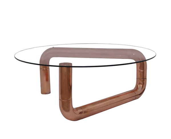 Castle Designs Boa Rose Gold Coffee Table CTL-FI-1039-35