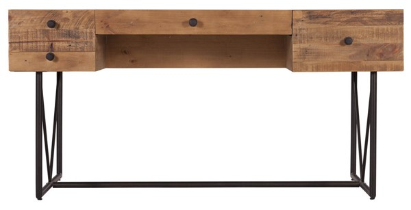 Moes Home Orchard Natural Desk MOE-FR-1001-24