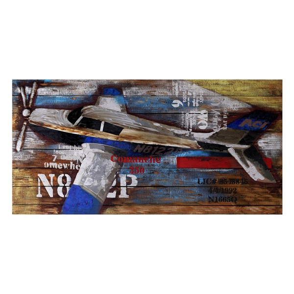 Moes Home Departure Wall Decor MOE-FX-1127-37