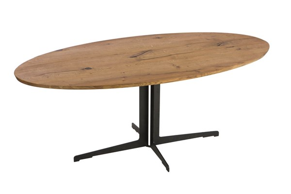 Castle Designs Silva Oval Dining Table CTL-FZ-1004-03