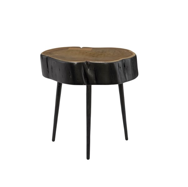 Castle Designs Horatio Natural Side Table CTL-LX-1034-24