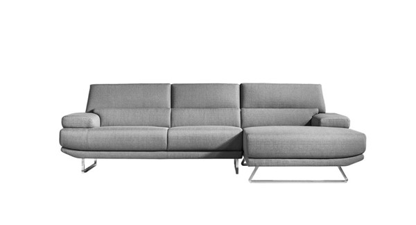 Moes Home Jenn Dark Grey Right Sectional MOE-MT-1001-25-R
