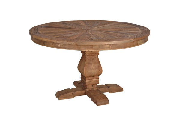 Castle Designs Cartwright Large Round Dining Table CTL-NR-1006-21