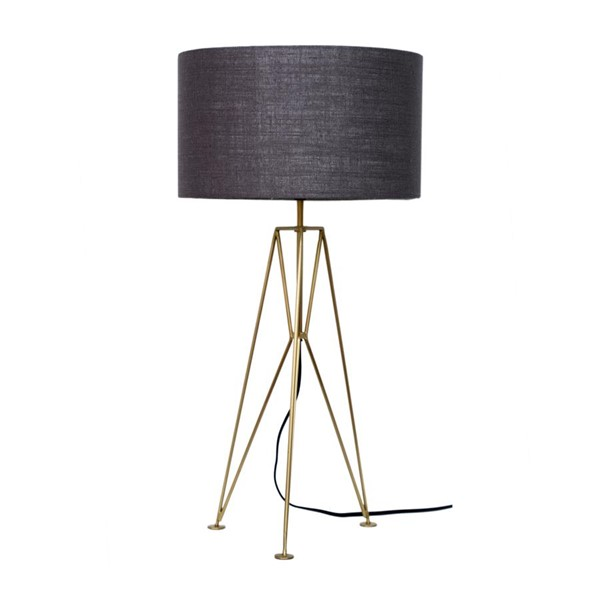 Moes Home Contemporary Brass Nightingale Lamp MOE-OD-1003-43