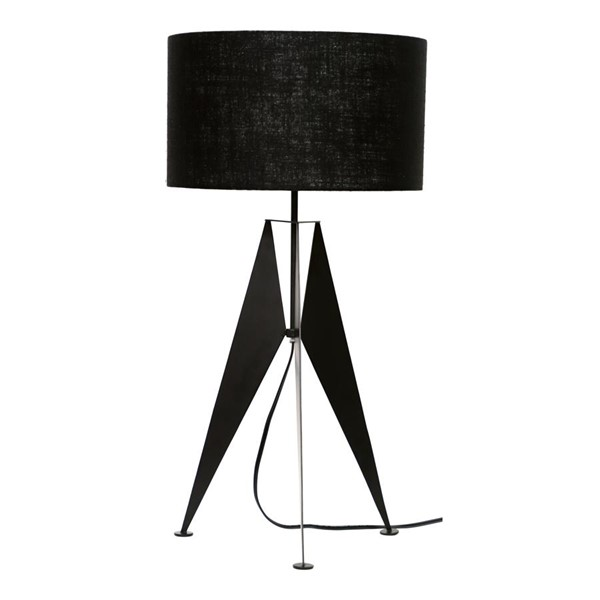 Moes Home Modern Black Metal Raven Lamp MOE-OD-1004-02