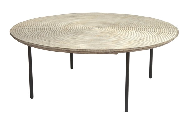 Moes Home Vortex Natural 3pc Coffee Table Set MOE-PP-1001-OCT-S1