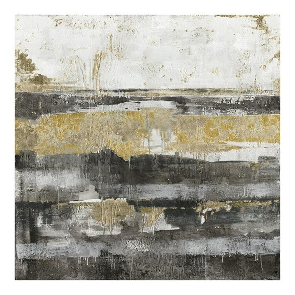 Moes Home Golden Shimmer Wall Decor MOE-RE-1188-37