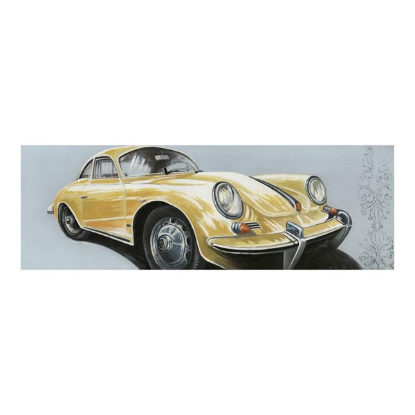 Moes Home Classic Rectangle Sportscar Wall Decor MOE-RE-1191-37