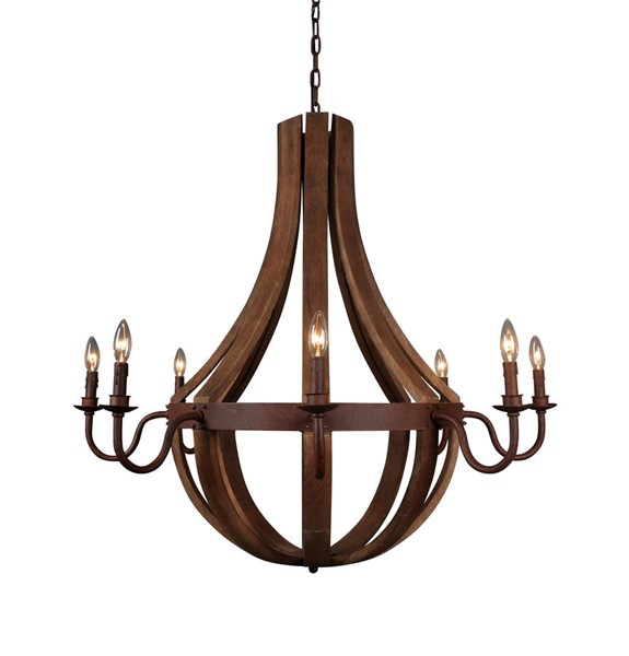 Moes Home Pasquale Single Layer Pendant Lamp MOE-RM-1008-24