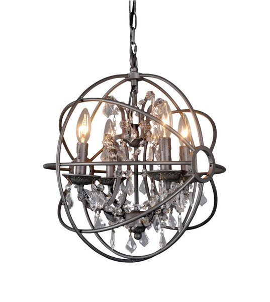 Castle Designs Adelina Small Pendant Lamp CTL-RM-1009-20