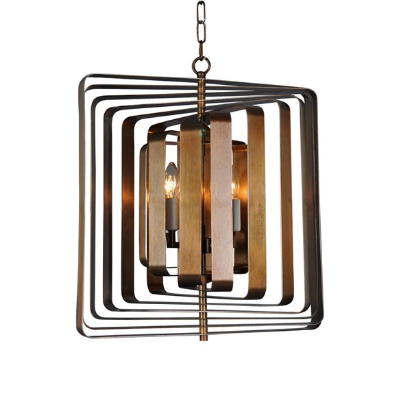 Castle Designs Nightsbridge Pendant Lamp CTL-RM-1035-43