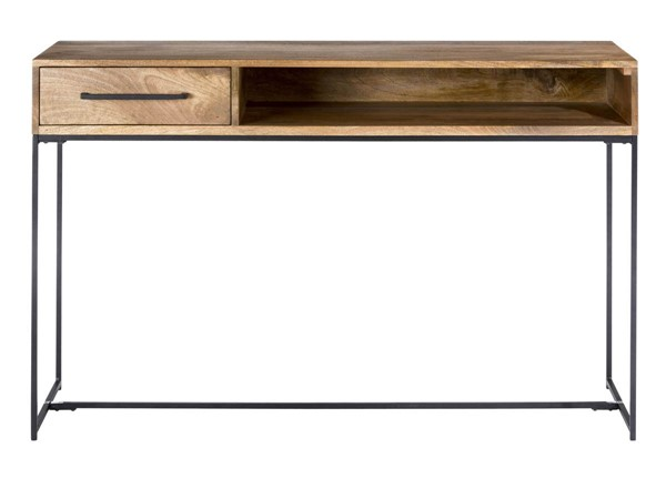 Moes Home Colvin Natural Console Table MOE-SR-1027-24