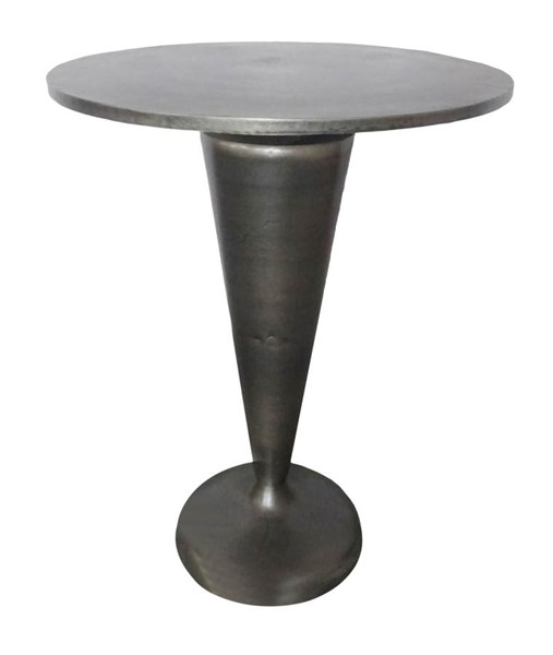 Castle Designs Gunther Grey Side Table CTL-TB-1012-29