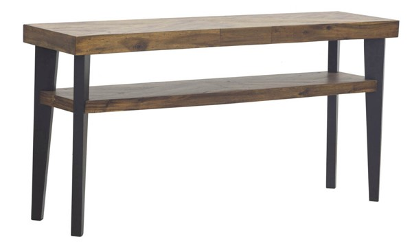 Moes Home Parq Cappuccino Console Table MOE-TL-1013-14
