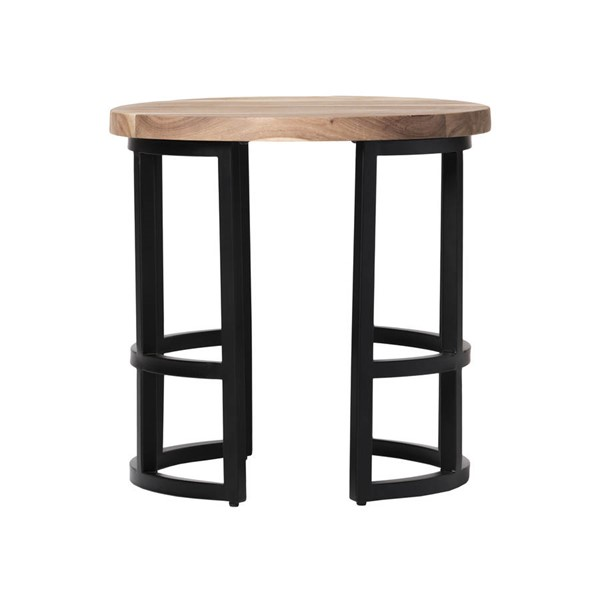 Castle Designs Race Round Side Table CTL-VE-1007-21