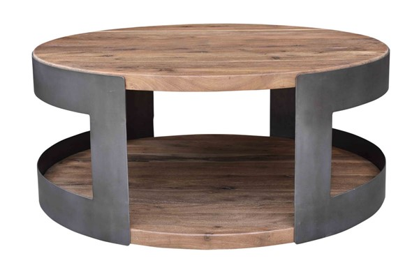 Castle Designs April Round Coffee Table CTL-VE-1034-03