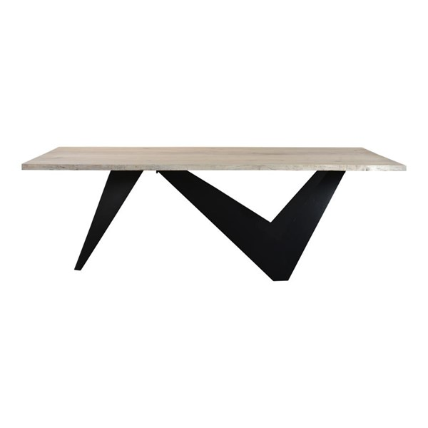 Moes Home Bird Modern Natural Dining Table MOE-VE-1068-24