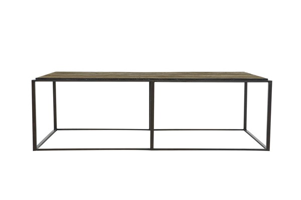 Castle Designs Alonso Brown Coffee Table CTL-VL-1020-03
