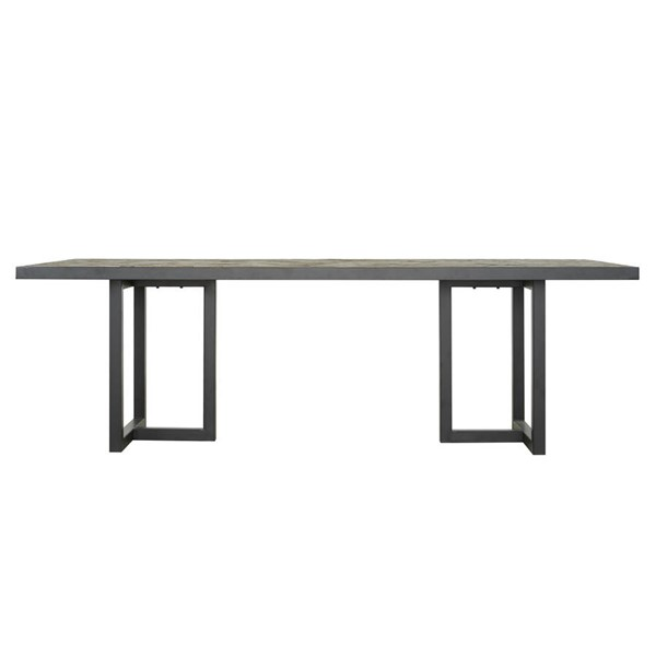 Castle Designs Heritage Cappuccino Rectangle Dining Table CTL-VL-1026-14