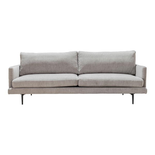 Moes Home Zeeburg Modern Natural Fabric Sofa MOE-WB-1003-24